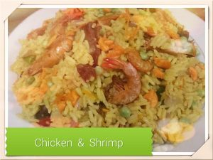Chicken and Shrimps