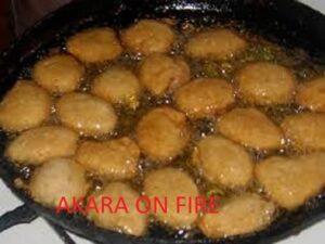 Akara On Fire