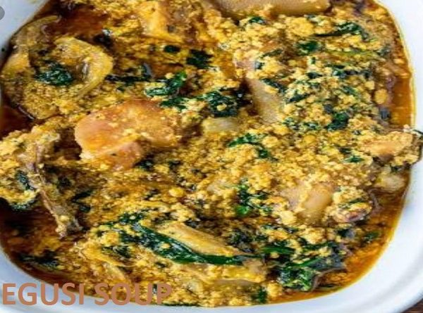 How To Make Nigerian Egusi Soup With Lumps 9jafoods