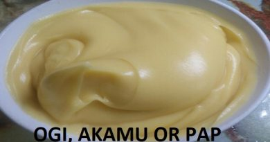 Health Benefits of Akamu