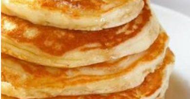 Pancake Breakfast Meal