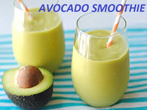 Avocado Smoothie Recipe For Weight Loss 9jafoods