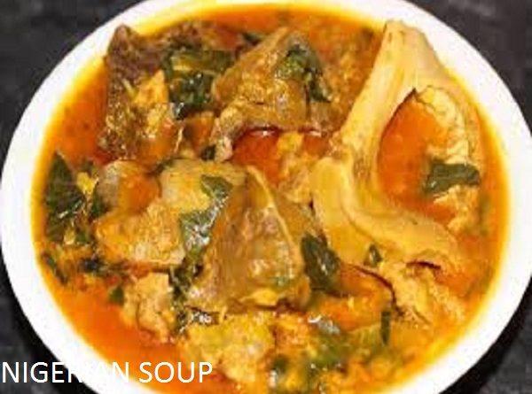 Nigerian Soup