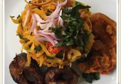 Low Carb Diet: West African Cabbage Salad Recipe