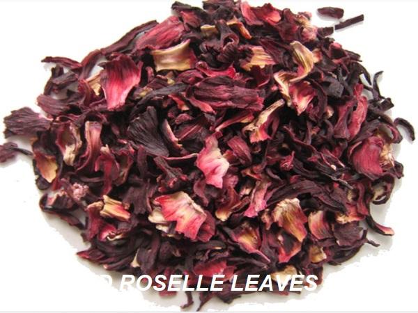 Hibiscus Drink Recipe Leaves