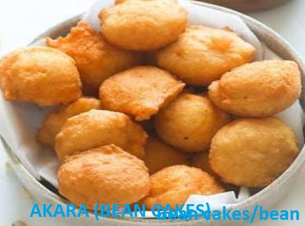 Akara (BEAN CAKES)