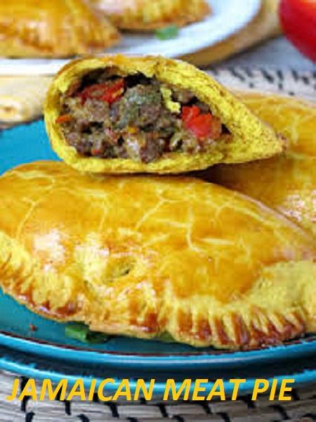 Jamaican Meat Pie Recipe