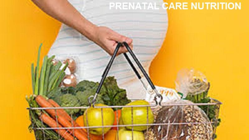 Prenatal Care Nutrition In Nigeria