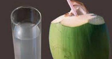 COCONUT WATER DETOX