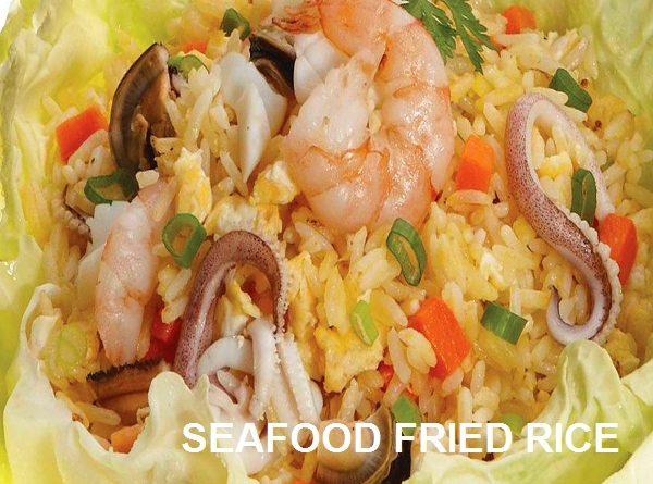 Nigerian Seafood