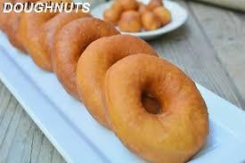 Fresh Doughnut Recipe