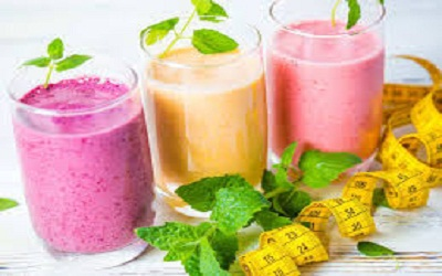 Healthy weight gain breakfast smoothies