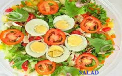 Salad For Weight Loss Nigerian Vegetable Salad 9jafoods
