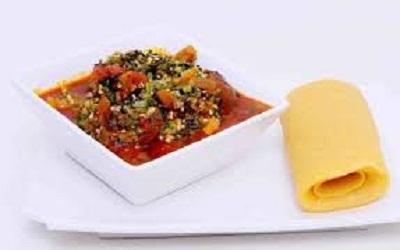 Nigerian Weight Loss Meal Plan