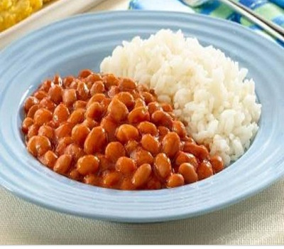 RICE & BEANS IMAGE