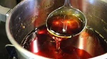 Browning or Burnt sugar syrup