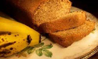 Healthy Yogurt Banana Bread