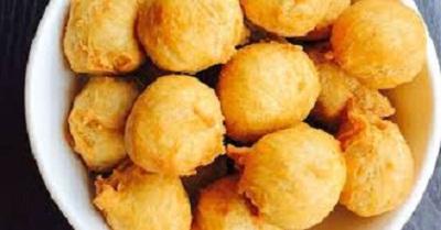 Nigerian Buns Recipe Image