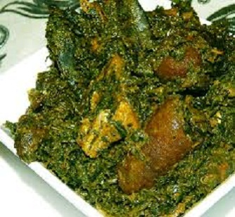 Afang Soup Picture