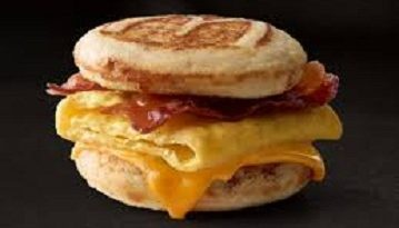 Bacon, Egg & Cheese McGriddles