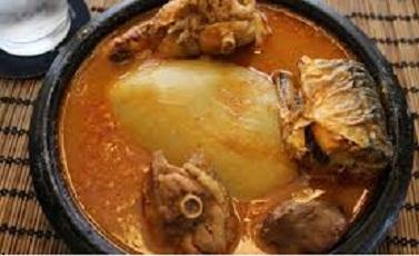 Ghanaian Light soup Image