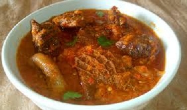 Carrot stew recipe image