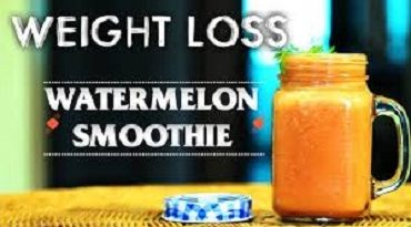 Weight Loss Watermelon Smoothie