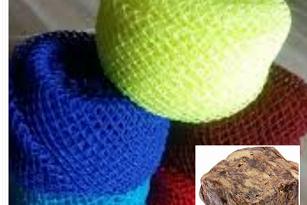 African Sponge Net and Black Soap