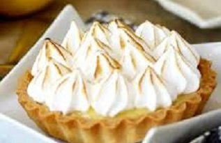 Little Lemon Meringue Pies Recipe