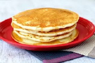 How to Make Eggless Pancake Recipe