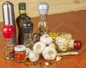 Meat Seasoning Spices and Ingredients