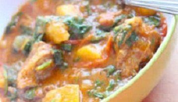 Sweet Potato Porridge Recipe