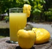 Cashew Fruit Juice Image