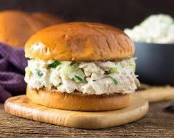 Classic Chicken Salad Recipe Image
