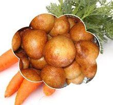 Nigerian Carrot puff puff