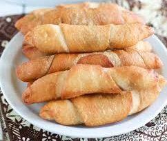 Nigerian Fish Roll