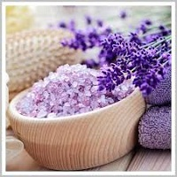 Aromatherapy Bath Salts Recipe