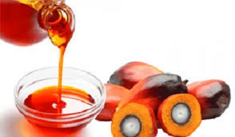 Bleach Palm Oil for cooking