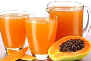 Juice A Papaya Recipe
