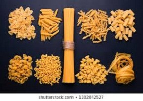 Whole Wheat Pasta Shapes