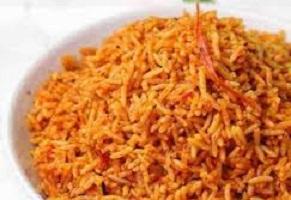 Nigerian Jollof Rice Picture