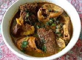 Deer Meat Pepper Soup Recipe