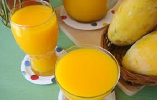 Fresh Mango Juice Recipe (100%-natural)