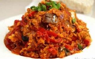 Nigerian Egg Stew Recipe