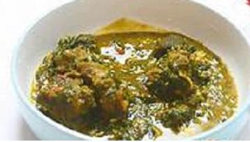 Utazi Soup Igbo Soup