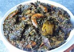 Nigerian Okazi Soup Recipe Igbo Soup Ofe Ukazi