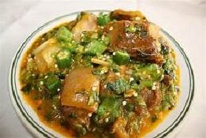 Sauce Gombo Recipe