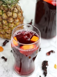 Nigerian Zobo Cocktail Recipe