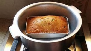Cake without Oven Easy Cake Recipe