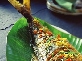 Grilled fish recipe how to make barbecue fish